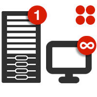 Instant 15% Retrospect Single Server Unlimited v.11 for Windows + Open File Dissimilar Hardware & VM Ware Agent with ASM Coupon