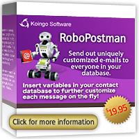 RoboPostman Coupon – 50% OFF