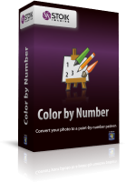 STOIK Color By Number Coupon 15%