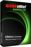 STOPzilla Antivirus 7.0 1PC / 6 Month Subscription Coupon