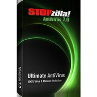 Unique STOPzilla Antivirus 7.0  3PC / 2 Year Subscription Coupon Sale