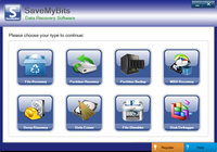 SaveMyBits – 1 Year 1 PC Coupons