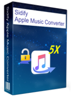 Tune4Mac Inc. – Sidify Apple Music Converter for Mac Coupon Deal