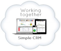 15% off – Simple CRM : Pack 2 – 2 to 5 users