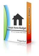 15% OFF – Simple Home Budget