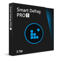 IObit Smart Defrag 5 PRO (1 year subscription 1PC) Discount
