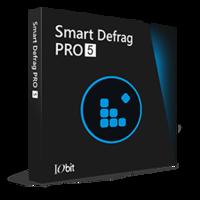 IObit Smart Defrag 5 PRO (1 year subscription 1PC) Discount
