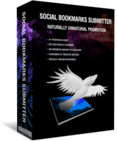 Unique Social Bookmarks Submitter Coupon