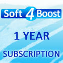 Soft4Boost 1 Year Subscription Coupon Code