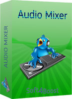 Soft4Boost Audio Mixer Coupon Code 15% OFF