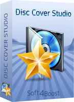 Exclusive Soft4Boost Disc Cover Studio Coupon Discount