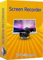 Soft4Boost Screen Recorder Coupon