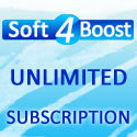 Soft4Boost Unlimited Subscription Coupon Code 15% Off