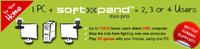 MiniFrame SoftXpand – SoftXpand Duo Pro – 4 Users Sale