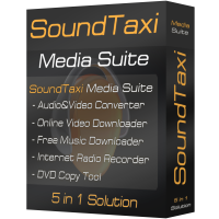 SoundTaxi Media Suite Coupon Code – 35% OFF