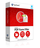 SysTools – Special Offer – SysTools PDF Form Filler – Personal License Coupon Deal