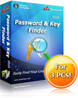 10% OFF Spotmau Password & Key Finder 2010(Special Sale) Coupon Code