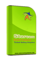 15% off – Starcom Event Ticketing