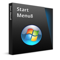 Start Menu 8 PRO (1 year / 3 PCs) -Exclusive Coupons 15% Off
