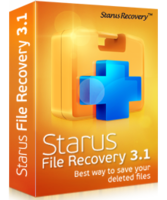 15 Percent – Starus File Recovery