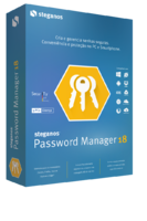 Steganos Password Manager 18 (PT) Coupon 15%