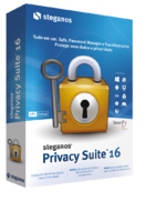 Steganos Privacy Suite 16 (PT) – 15% Discount