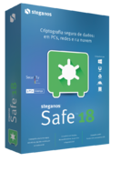 Steganos Safe 18 (PT) Coupon 15% OFF