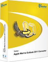 Stellar Apple Mail to Outlook 2011 Converter – Single User Coupon
