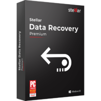 Stellar Data Recovery- Windows Premium [1 Year Subscription] Coupon