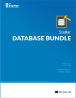 Stellar Database Bundle Coupon Code