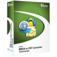 Stellar MBOX to PST Converter Technical Coupons