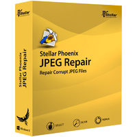 Stellar Data Recovery Stellar Phoenix JPEG Repair Windows Coupon