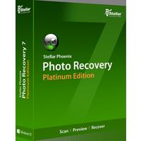 Stellar Phoenix Photo Recovery Platinum Windows Coupons