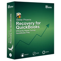 Stellar Phoenix Recovery for QuickBooks (Mac) – Unique Coupon