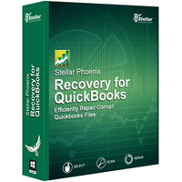 Stellar Data Recovery Stellar Phoenix Recovery for QuickBooks Coupon Code