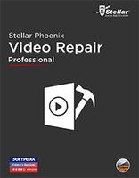 15% – Stellar Phoenix Video Repair Mac- Professional