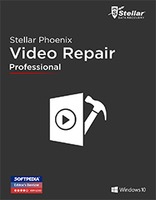 Stellar Phoenix Video Repair Windows- Professional – 15% Sale