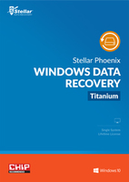 Stellar Phoenix Windows Data Recovery Home Titanium Coupon