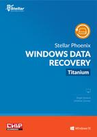 Stellar Phoenix Windows Data Recovery Home Titanium Coupon