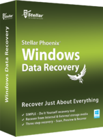 Stellar Phoenix Windows Data Recovery – Home Coupon