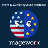 MageWorx Store & Currency Auto Switcher Coupons