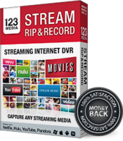 15% off – Stream Rip & Record