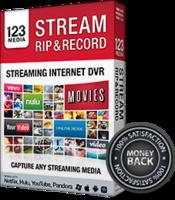 15% off – Stream Rip & Record