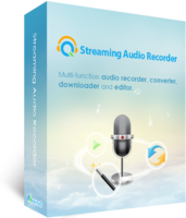 Streaming Audio Recorder Personal License Coupon