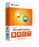 SysTools DXL to MSG Converter Coupon