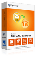 SysTools DXL to NSF Converter Coupon Discount