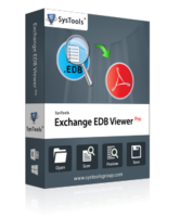 SysTools – SysTools EDB Viewer PRO Coupon Deal
