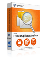 Unique SysTools Email Duplicate Analyzer Coupon
