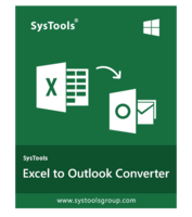 SysTools Excel to Outlook Coupon Code