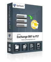 SysTools Exchange BKF to PST Coupon Code